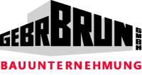 Gebr. Brun GmbH | Bauunternehmung – Heiden –