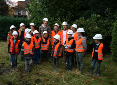Spatenstich für neues RTL-Kinderhaus in Gelsenkirchen hat begonnen