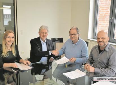 Kooperationsvereinbarung | Sekundarschule Velen